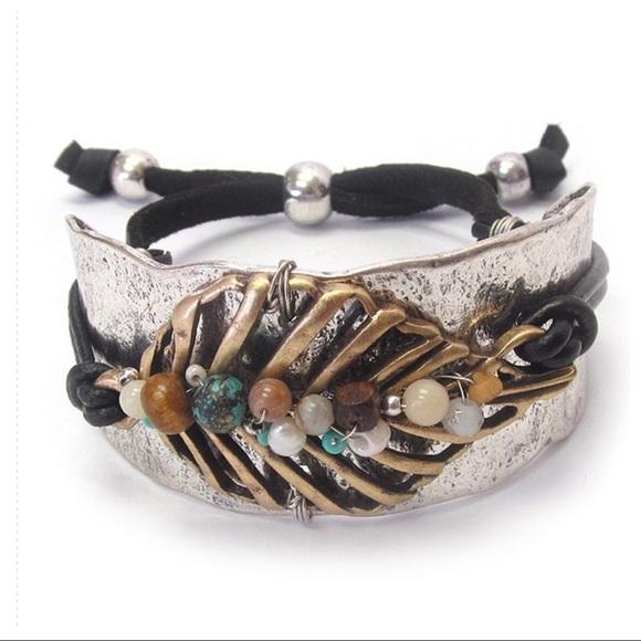 Jewelry - BOHO SEED BEAD BRACELET